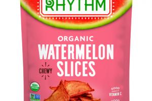 ORGANIC CHEWY WATERMELON SLICES