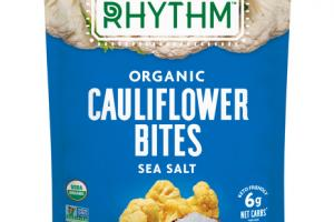 SEA SALT CAULIFLOWER BITES