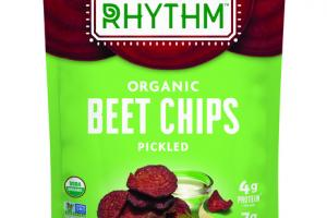 PICKLED ORGANIC BEET CHIPS