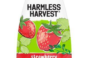 STRAWBERRY DAIRY-FREE PROBIOTIC CULTURED YOGURT COCONUT DRINK