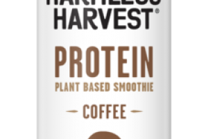 COFFEE PROTEIN PLANT BASED SMOOTHIE
