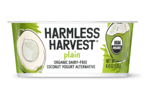 PLAIN ORGANIC DAIRY-FREE COCONUT YOGURT ALTERNATIVE
