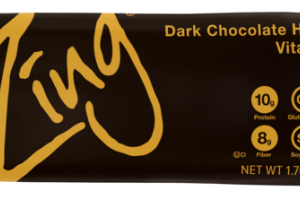 DARK CHOCOLATE HAZELNUT VITALITY BAR