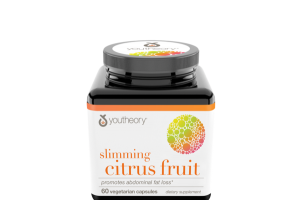 SLIMMING CITRUS FRUIT PROMOTES ABDOMINAL FAT LOSS DIETARY SUPPLEMENT VEGETARIAN CAPSULES