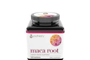 MACA ROOT NUTRIENT-DENSE SUPERFOOD DIETARY SUPPLEMENT TABLETS