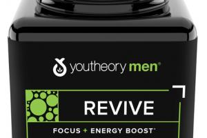 REVIVE FOCUS + ENERGY BOOST DIETARY SUPPLEMENT TABLETS