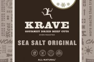 OVEN ROASTED SEA SALT ORIGINAL GOURMET DRIED BEEF CUTS