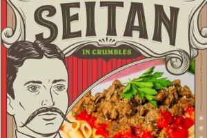 ITALIAN SEITAN IN CRUMBLES