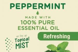 AROMATHERAPY ESSENTIAL OIL BLEND PEPPERMINT