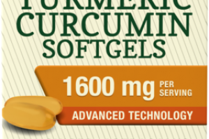 TURMERIC CURCUMIN DIETARY SUPPLEMENT RAPID RELEASE LIQUID SOFTGELS