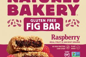 RASPBERRY GLUTEN FREE FIG BAR