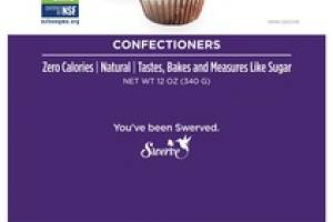 CONFECTIONERS THE ULTIMATE SUGAR REPLACEMENT