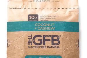 COCONUT + CASHEW GLUTEN FREE OATMEAL