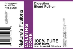 DIGESTION BLEND ESSENTIAL OIL ROLL-ON