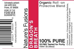 ORGANIC PROTECTIVE BLEND ROLL-ON, DRAGON'S BREATH