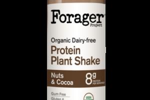 NUTS & COCOA ORGANIC PROTEIN PLANT SHAKE