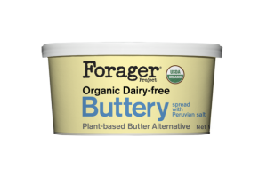 BUTTERY ORGANIC DAIRY-FREE SPREAD WITH PERUVIAN SALT