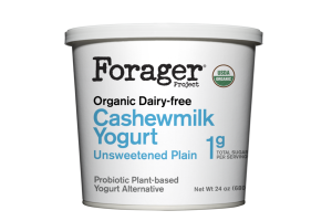 UNSWEETENED PLAIN ORGANIC DAIRY-FREE CASHEWMILK YOGURT