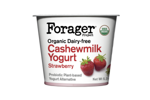 STRAWBERRY ORGANIC DAIRY-FREE CASHEWMILK YOGURT