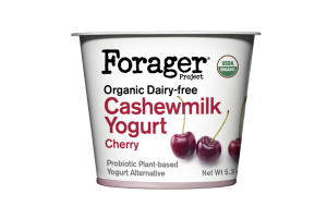 CHERRY ORGANIC DAIRY-FREE CASHEWMILK YOGURT