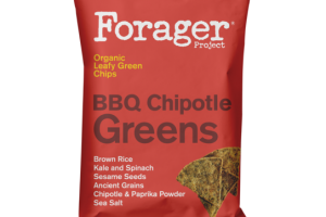 BBQ CHIPOTLE GREENS ORGANIC LEAFY GREEN CHIPS
