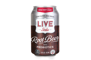 ROOT BEER WITH PROBIOTICS