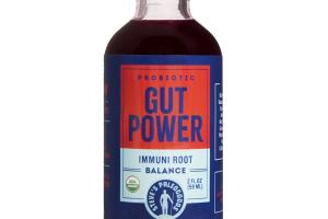 IMMUNI ROOT BALANCE PROBIOTIC GUT POWER