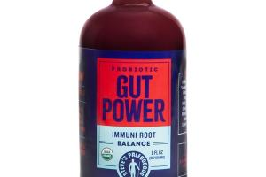 PROBIOTIC GUT POWER IMMUNI ROOT BALANCE