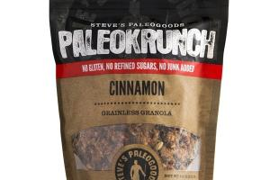 CINNAMON PALEOKRUNCH GRAINLESS GRANOLA