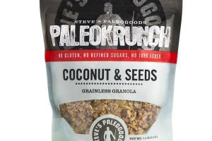 COCONUT & SEEDS PALEOKRUNCH GRAINLESS GRANOLA