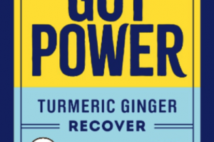 TURMERIC GINGER RECOVER PROBIOTIC GUT POWER SHOT