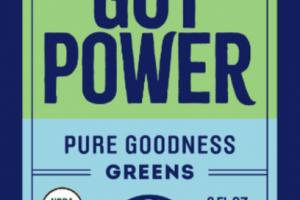 GREEN PROBIOTIC GUT POWER