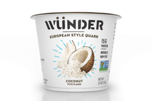COCONUT WITH FLAKES EUROPEAN STYLE QUARK