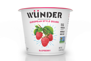RASPBERRY EUROPEAN STYLE QUARK