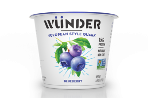 BLUEBERRY EUROPEAN STYLE QUARK