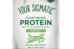 PLANT-BASED PROTEIN WITH SUPERFOODS DIETARY SUPPLEMENT UNFLAVORED