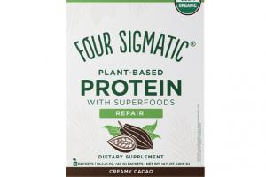 PLANT-BASED PROTEIN WITH SUPERFOODS REPAIR DIETARY SUPPLEMENT CREAMY CACAO