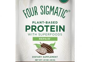 PLANT-BASED PROTEIN WITH SUPERFOODS