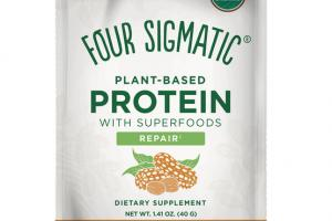 PLANT-BASED PROTEIN WITH SUPERFOODS DIETARY SUPPLEMENT PEANUT BUTTER