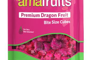 PREMIUM DRAGON FRUIT BITE SIZE CUBES