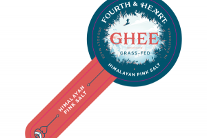 HIMALAYAN PINK SALT GHEE CLARIFIED BUTTER