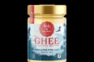 HIMALAYAN PINK SALT GHEE CLARIFIED BUTTER