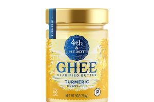 TURMERIC GHEE CLARIFIED BUTTER