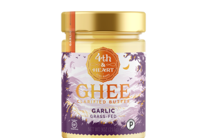 GARLIC GHEE CLARIFIED BUTTER