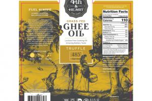 TRUFFLE GHEE OIL