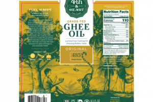 ORIGINAL GRASS-FED GHEE OIL
