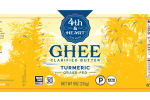 TURMERIC CLARIFIED BUTTER GHEE