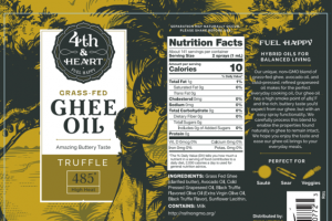 GRASS-FED TRUFFLE GHEE OIL