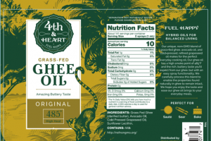 ORIGINAL GHEE OIL