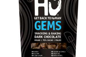 DARK CHOCOLATE 70% CACAO SNACKING & BAKING GEMS